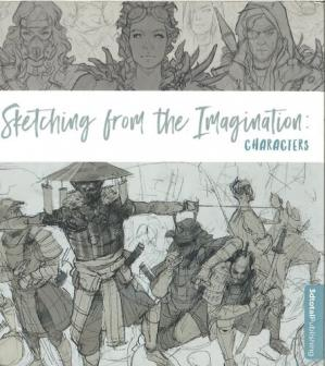 Обложка книги Sketching from the Imagination: Characters