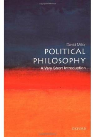 Book cover Political Philosophy - A Very Short Introduction