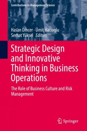 Book cover Strategic Design and Innovative Thinking in Business Operations