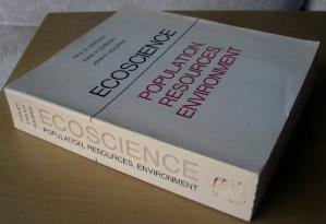 Обложка книги Ecoscience: Population, Resources, Environment