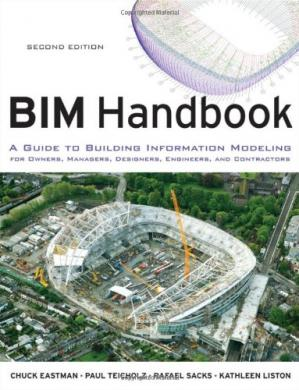 Okładka książki BIM Handbook: A Guide to Building Information Modeling for Owners, Managers, Designers, Engineers and Contractors