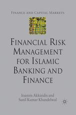 Book cover Financial Risk Management for Islamic Banking and Finance