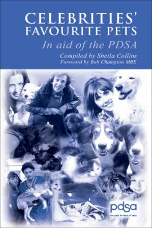 Copertina Celebrities' Favourite Pets: In Aid of the PDSA