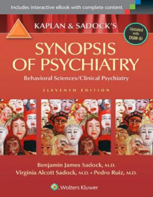 Sampul buku Kaplan and Sadock's synopsis of psychiatry: behavioral sciences/clinical psychiatry