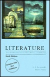 Обложка книги Literature: An Introduction to Fiction, Poetry, and Drama/Includes 1995 Mla Guidlines