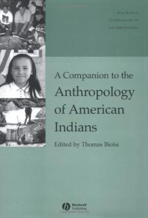 Buchdeckel A Companion to the Anthropology of American Indians