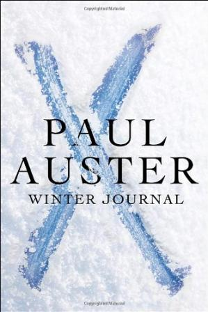 Book cover Winter Journal