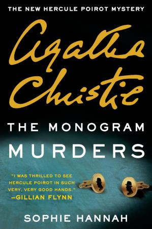 Book cover The Monogram Murders