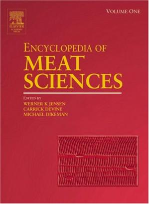 Book cover Encyclopedia of Meat Sciences, Three-Volume Set (Vol 1-4)