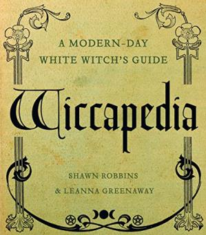 বইয়ের কভার Wiccapedia: A Modern-Day White Witch's Guide