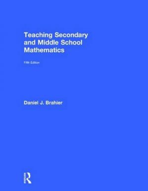 Book cover Teaching Secondary and Middle School Mathematics