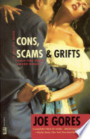 Book cover Cons, Scams And Grifts (dka Files Series #6)