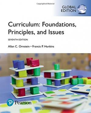 Book cover Curriculum : foundations, principles, and issues, global edition