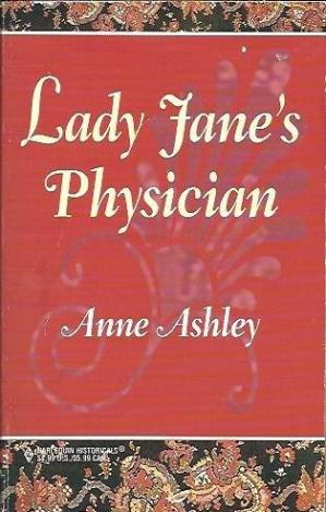 Book cover Lady Janes Physician