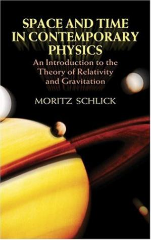 Okładka książki Space and Time in Contemporary Physics: An Introduction to the Theory of Relativity and Gravitation