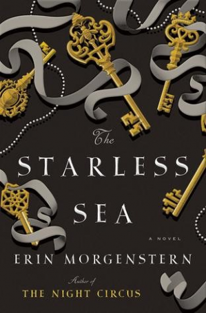 Book cover The Starless Sea