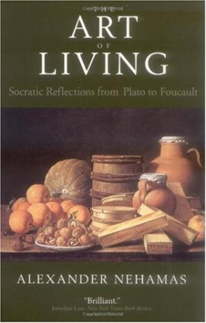 Copertina The Art of Living: Socratic Reflections from Plato to Foucault