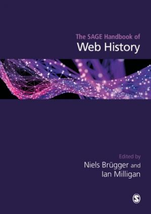 Book cover The SAGE Handbook of Web History