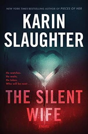 Book cover The Silent Wife
