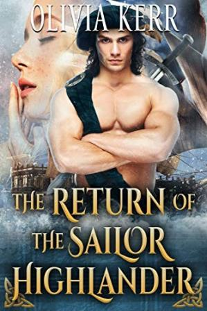 Book cover The Return of the Sailor Highlander