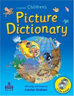 Book cover Picture Dictionary, Longman Children's Picture Dictionary