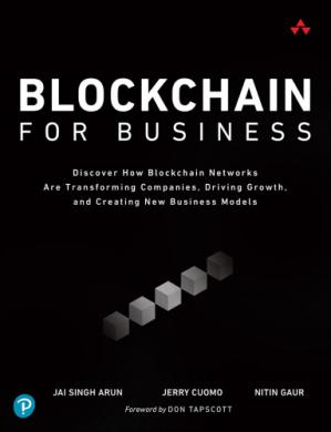 Book cover Blockchain for Business