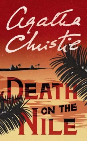 Book cover Death on the Nile