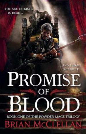 Book cover Promise of Blood