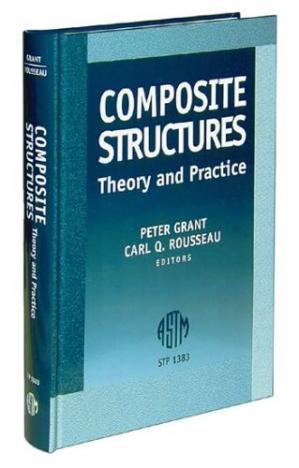 A capa do livro Composite Structures: Theory and Practice