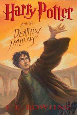 Book cover Harry Potter and the Deathly Hallows [PDF] [DarkMiasma] [Updated]
