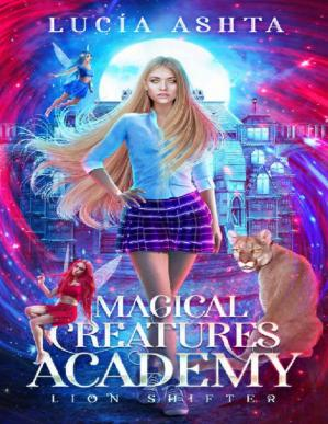 Book cover Magical Creatures Academy 2: Lion Shifter