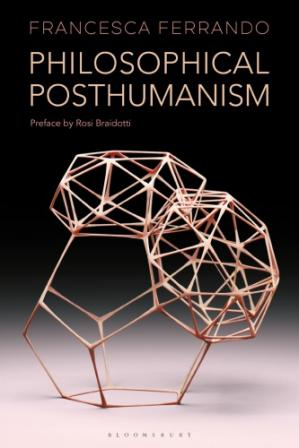 Book cover Philosophical Posthumanism