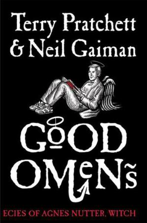 Sampul buku Good Omens