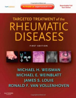Book cover Targeted Treatment of the Rheumatic Diseases
