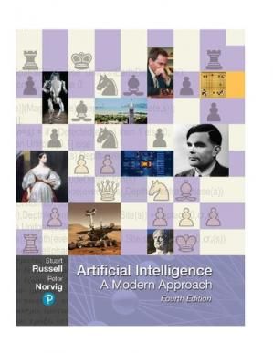 Обложка книги Artificial Intelligence: A Modern Approach (4th Edition) (Pearson Series in Artifical Intelligence)