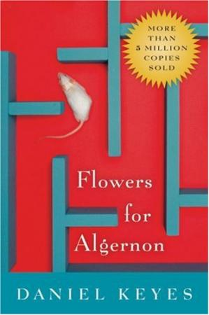 Buchdeckel Flowers for Algernon