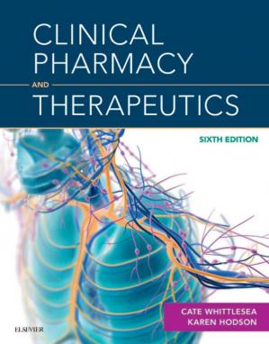 Book cover Clinical Pharmacy and Therapeutics