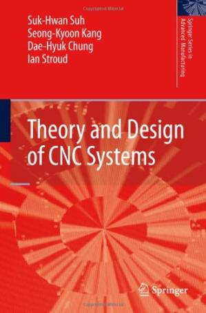 ปกหนังสือ Theory and Design of CNC Systems