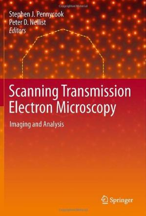 ปกหนังสือ Scanning Transmission Electron Microscopy: Imaging and Analysis