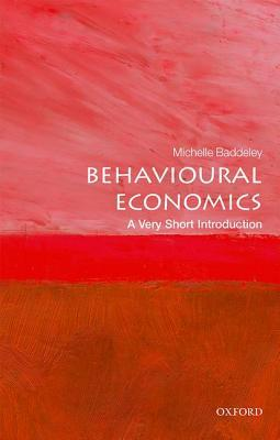 Book cover Behavioural Economics: A Very Short Introduction