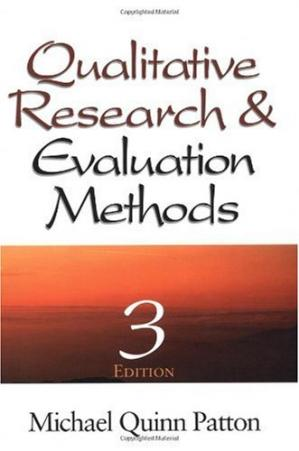 Book cover Qualitative Research & Evaluation Methods