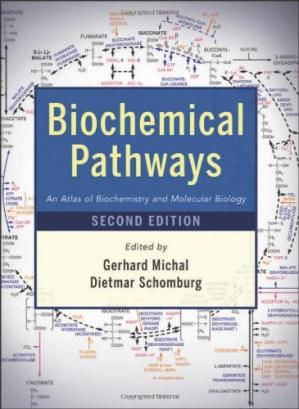 Book cover Biochemical Pathways: An Atlas of Biochemistry and Molecular Biology
