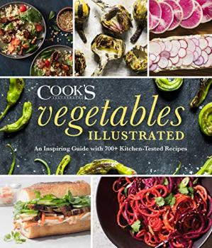 Copertina Vegetables Illustrated: An Inspiring Guide with 700+ Kitchen-Tested Recipes