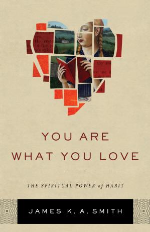 Book cover You Are What You Love