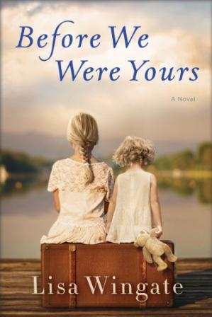 A capa do livro Before We Were Yours