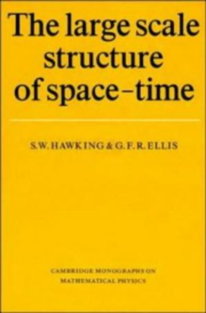Book cover Large Scale Structure of Space-Time