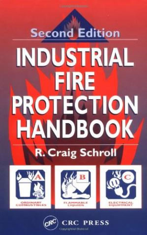 Εξώφυλλο βιβλίου Industrial Fire Protection Handbook