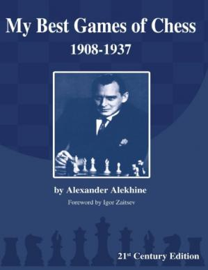 Portada del libro My Best Games of Chess 1908-1937