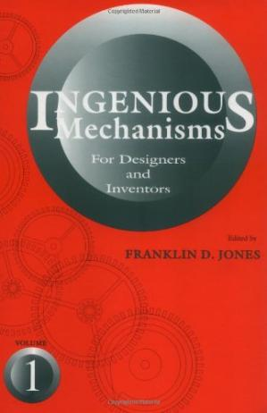 Book cover Ingenious Mechanisms for Designers and Inventors - Volume 4