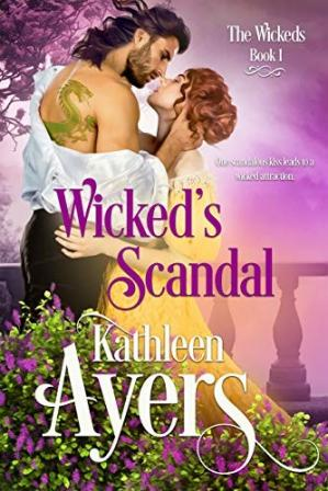 Book cover Wicked's Scandal